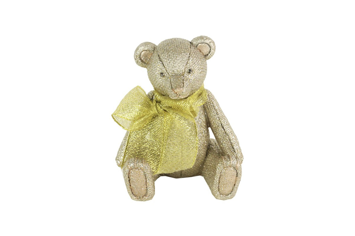 Medvedík z polyresinu
