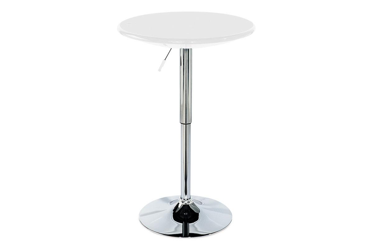 Stôl barový AUB-4010 WT