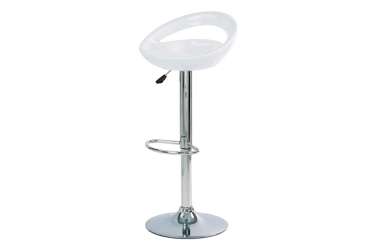 Barová stolička AUB-404 WT
