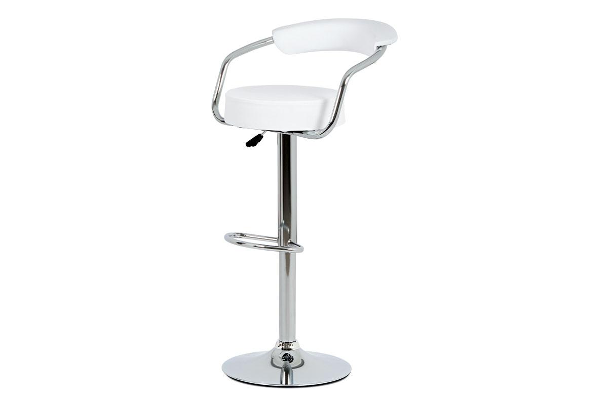 Barová stolička AUB-442 WT