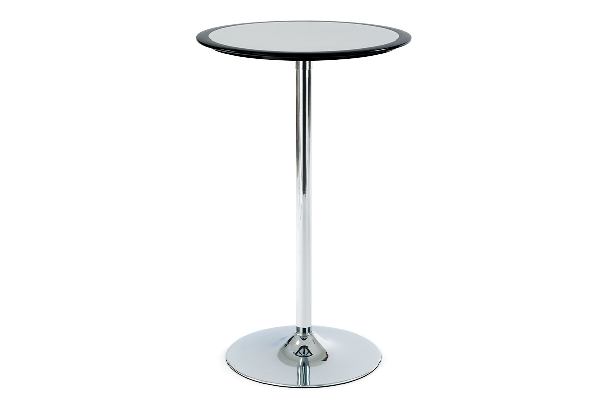 Stôl barový AUB-6050 BK