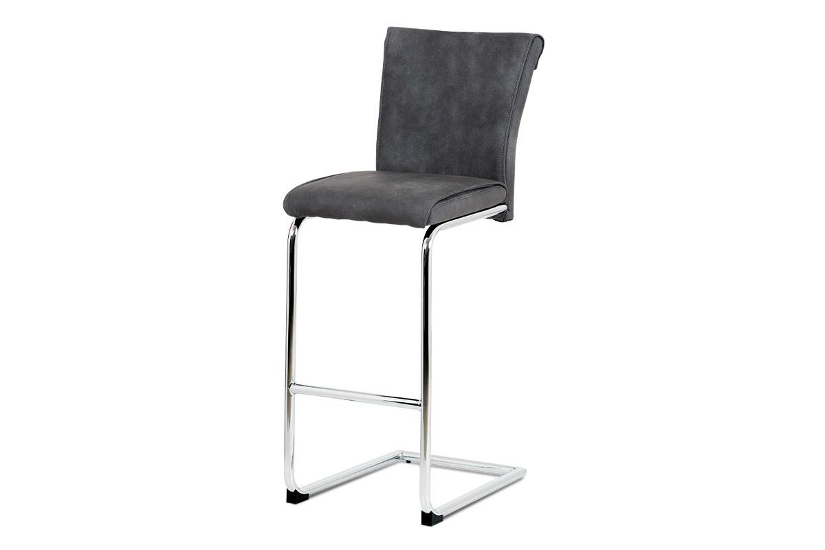 Barová stolička BAC-192 GREY