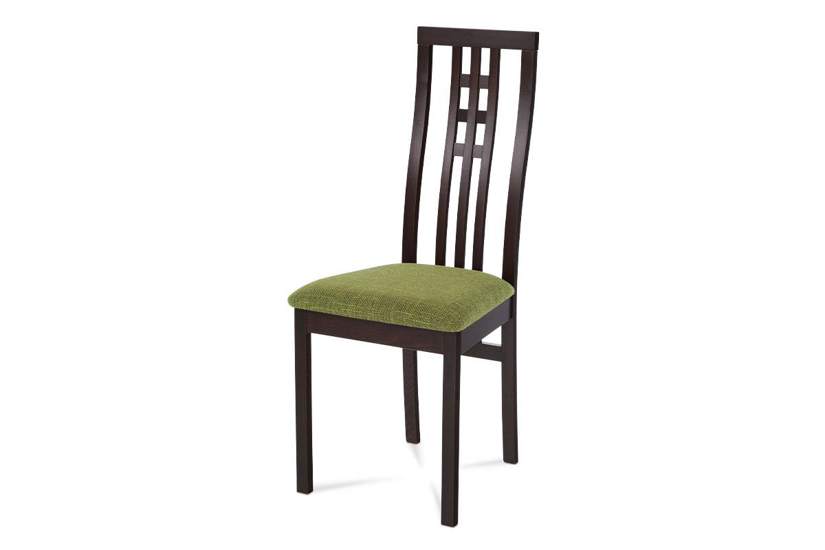 jedálenská stolička, čierna/bez sedáka-BC-12481 BK