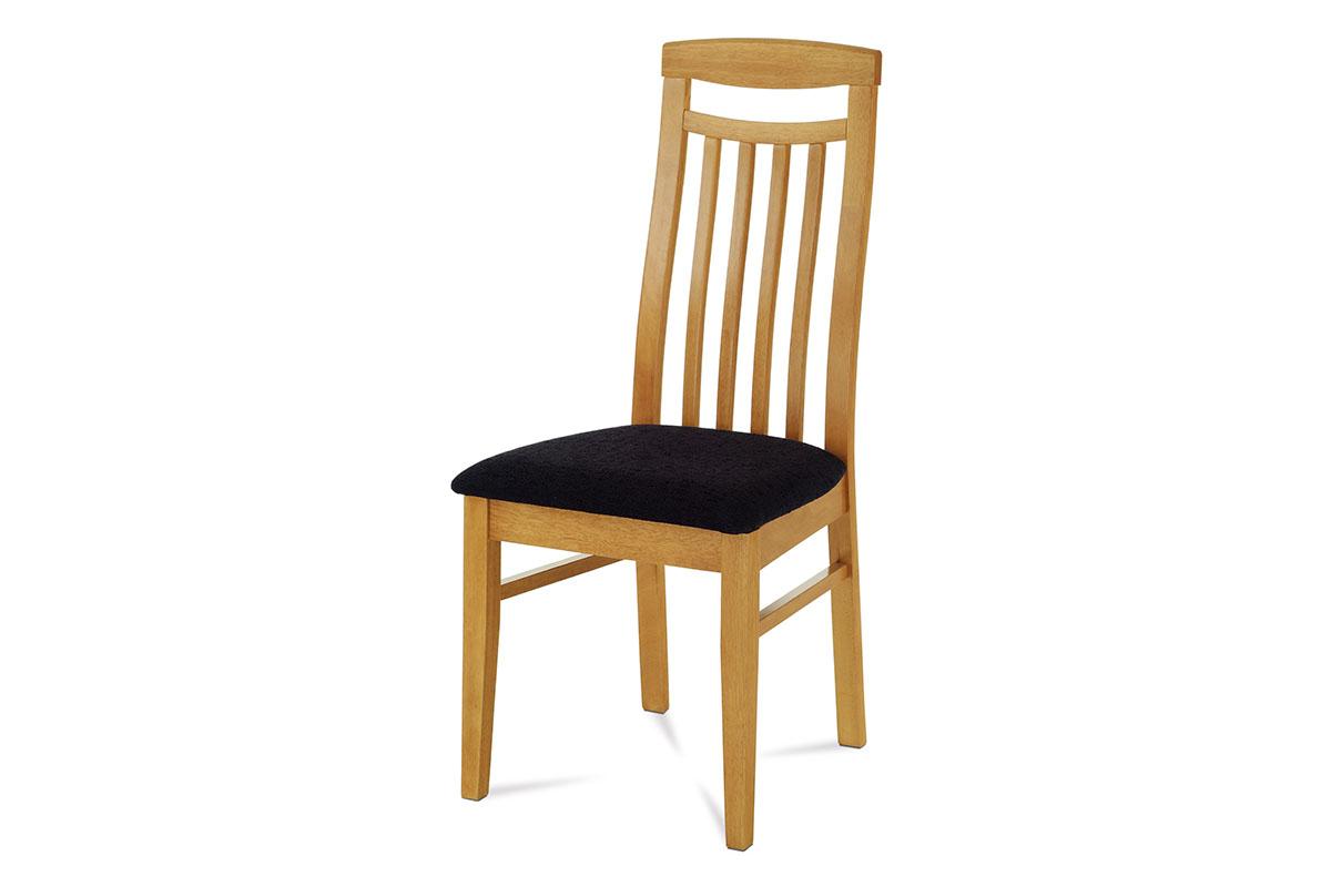 jedálenská stolička bez sedáku, dub