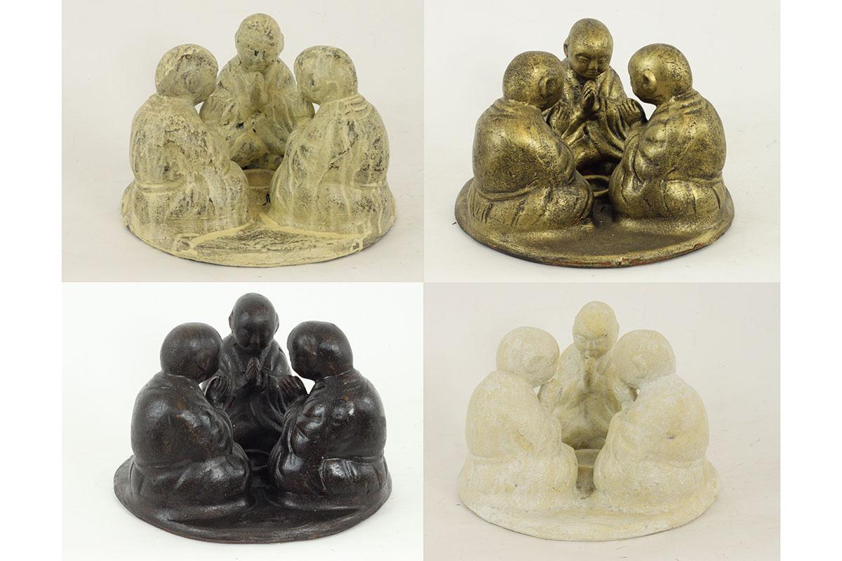Budhové keramika