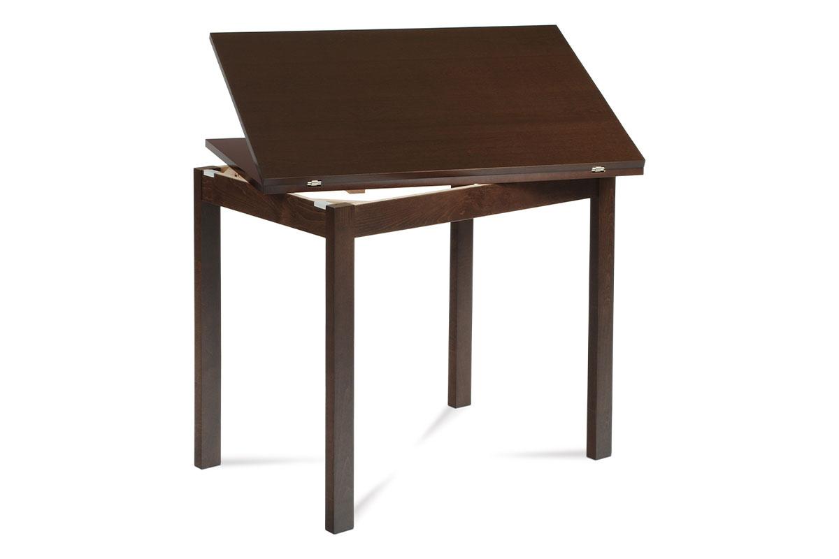 Stôl BT-4723 WAL, rozkladací