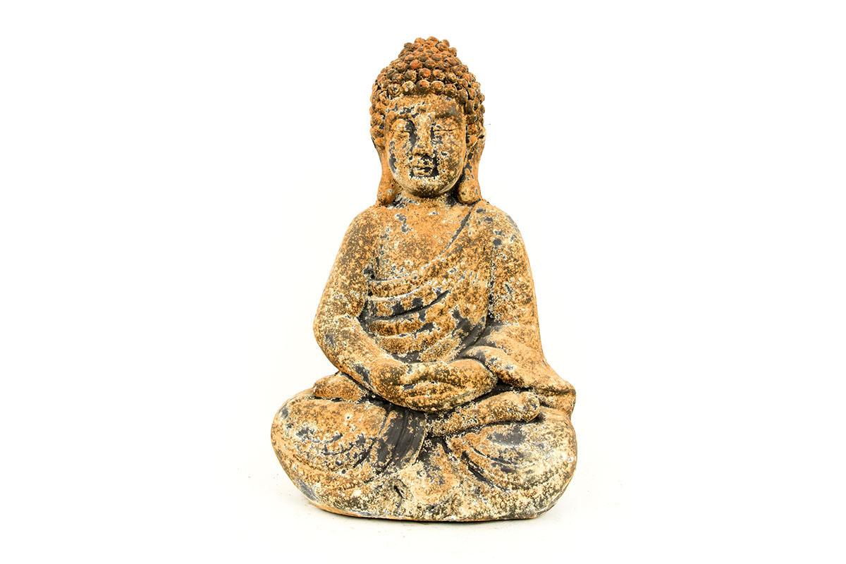 Budha MgO keramika, zahradní dekorace