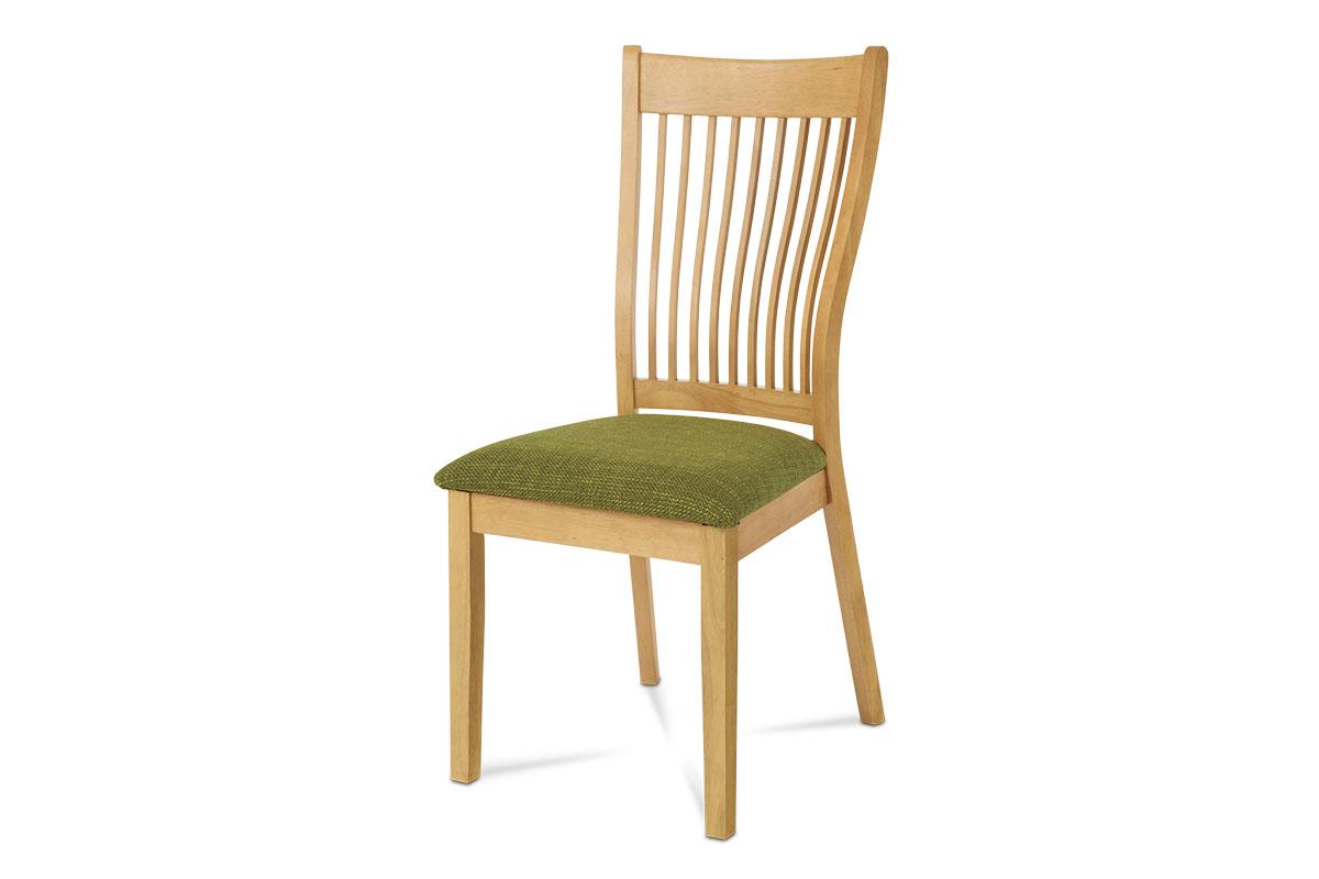 jedálenská stolička, bez sedáku, dub
