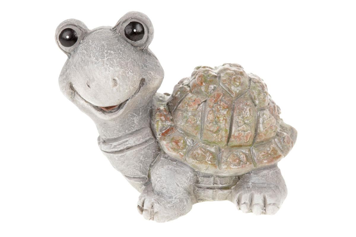 Želvička, keramická dekorace