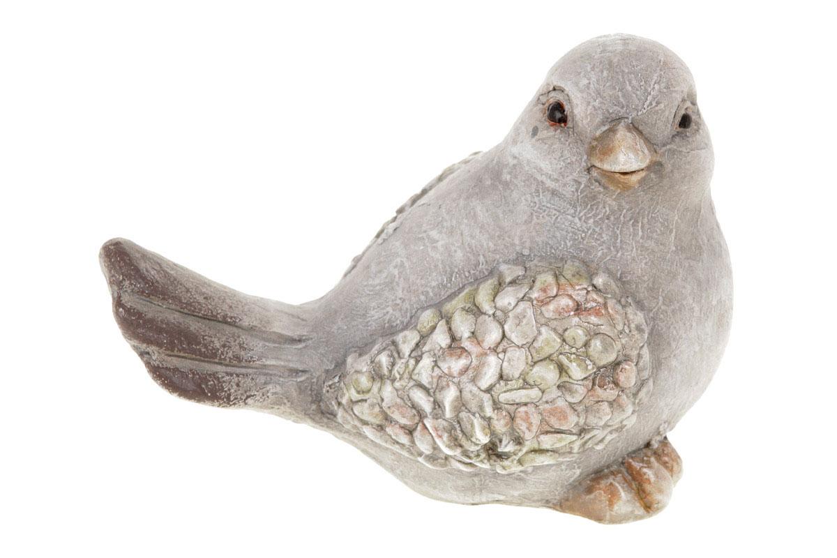 Ptáček, keramická dekorace