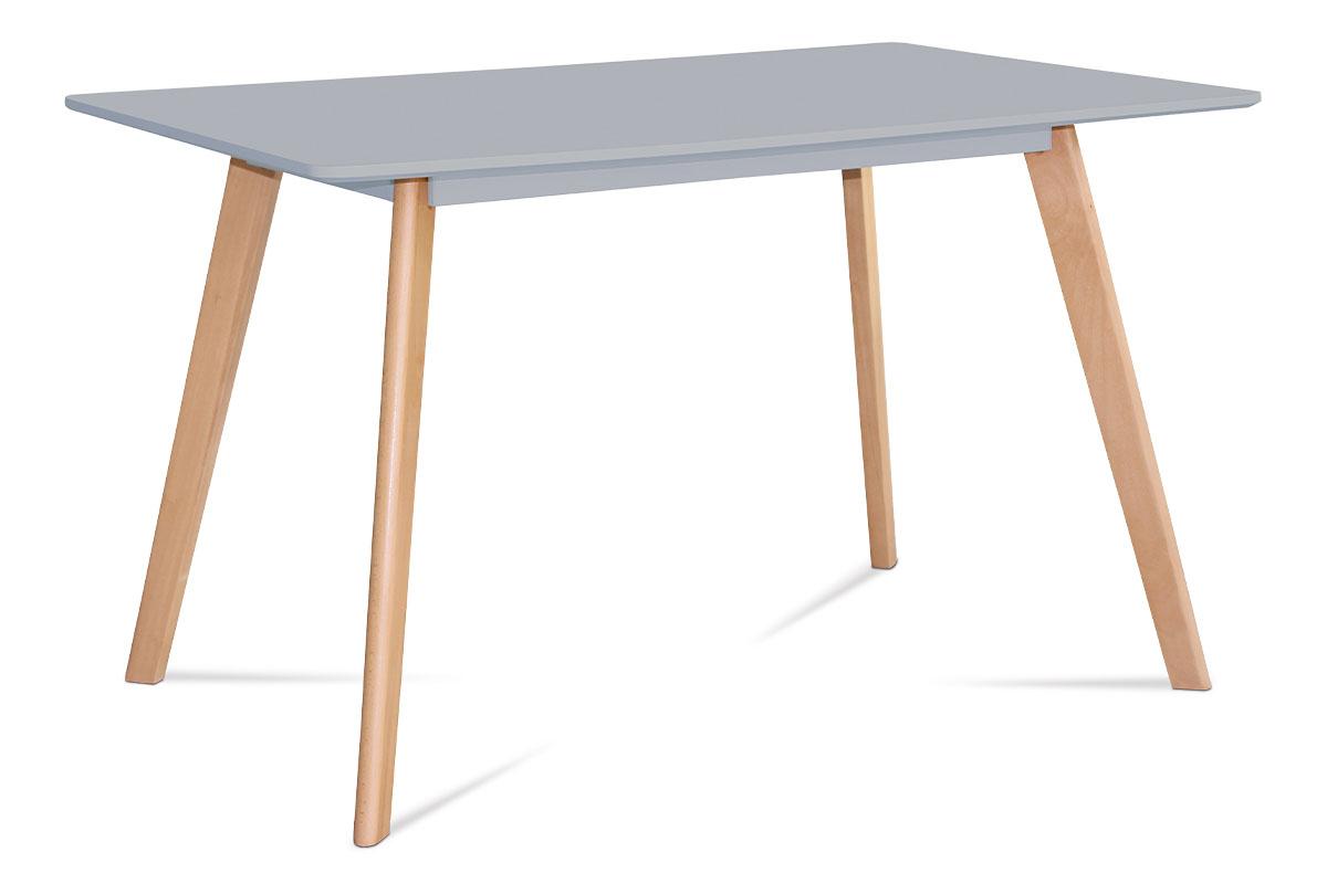 Jedálenský stôl DT-605 GREY (pre 4 osoby)