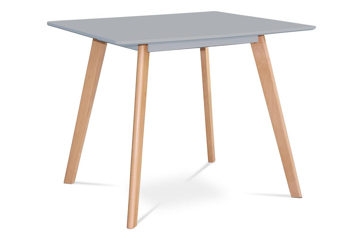 Jedálenský stôl DT-606 GREY sivá
