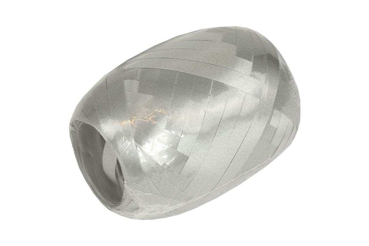 Stuha vázací-vajíčko 20m, šedivá barva