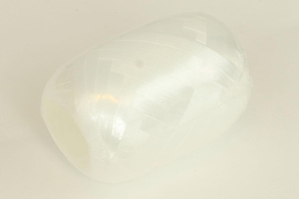 Stuha vázací-vajíčko 20m, bílá barva