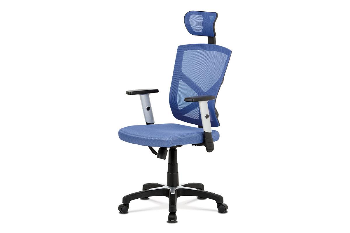 Kancelárske kreslo KA-H104 BLUE