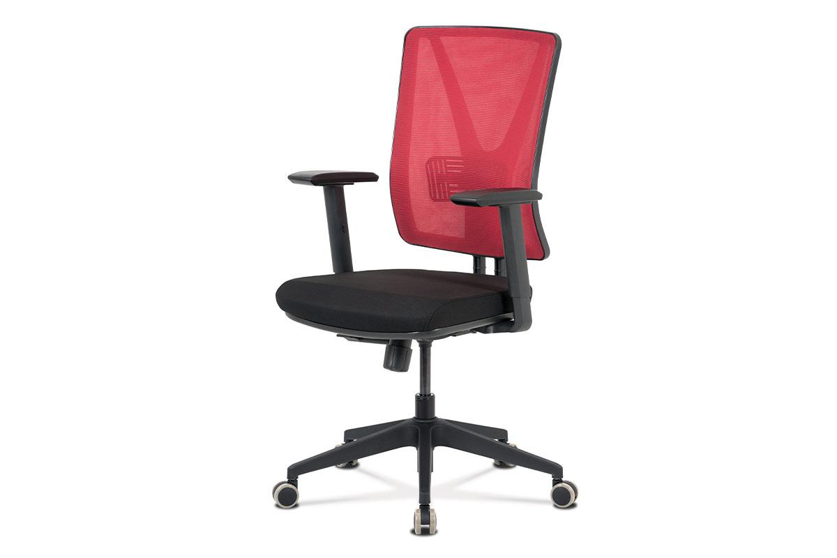Kancelárska stolička KA-M01 RED