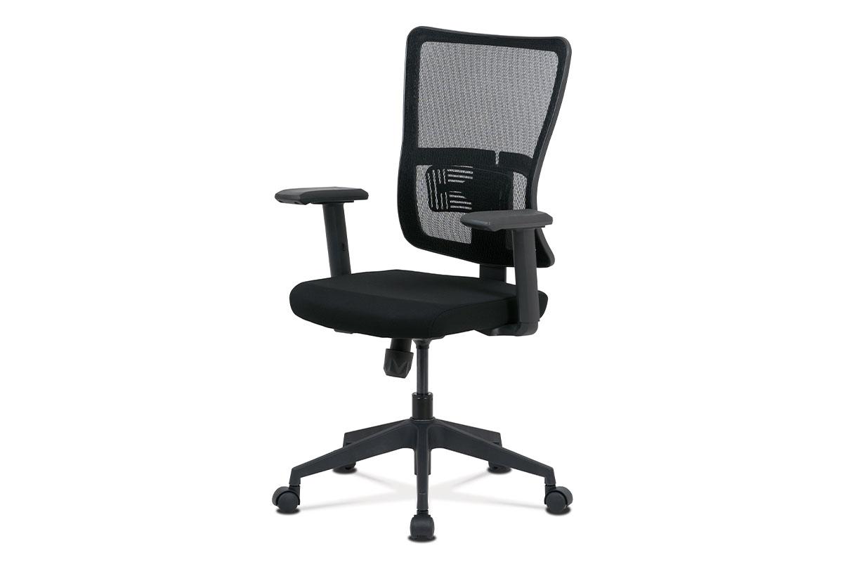 kancelárske kreslo KA-M02 BK