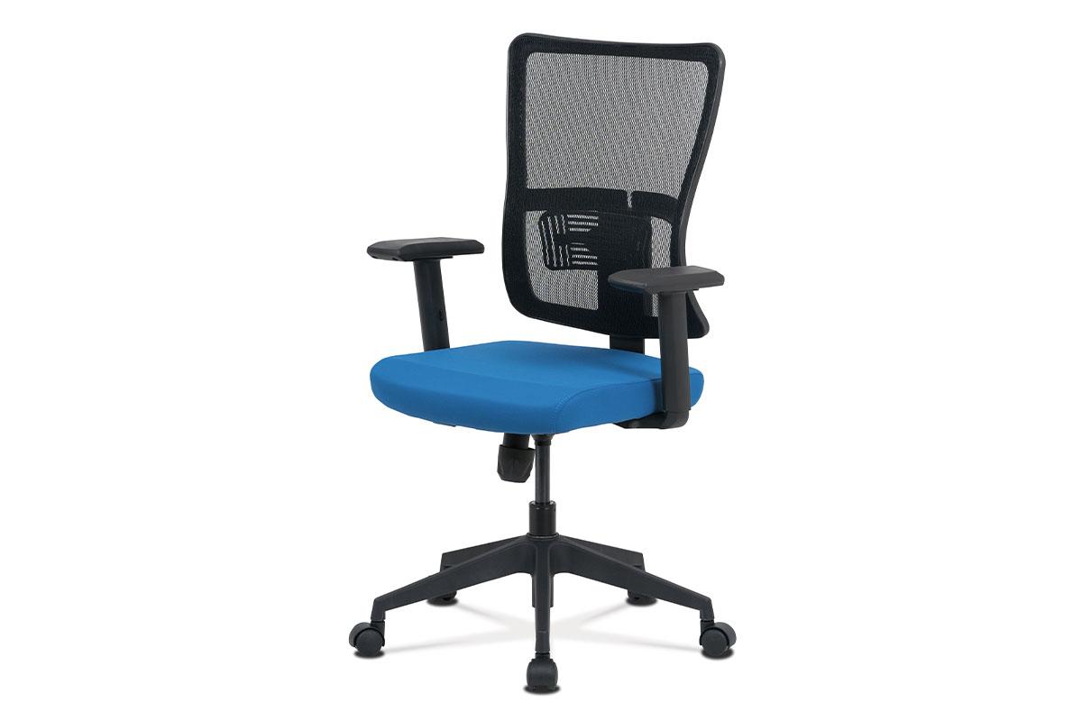 kancelárske kreslo KA-M02 BLUE