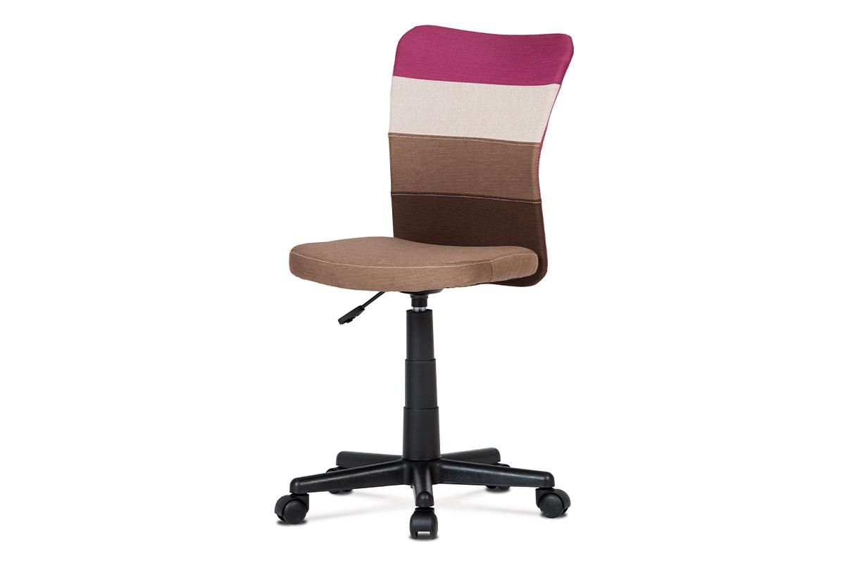Kancelárska stolička KA-N837 PUR