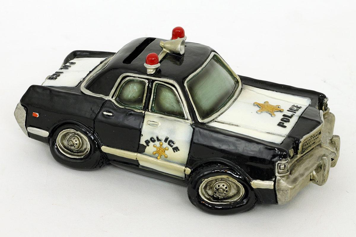 POKLADNIČKA - POLICAJNÉ AUTO