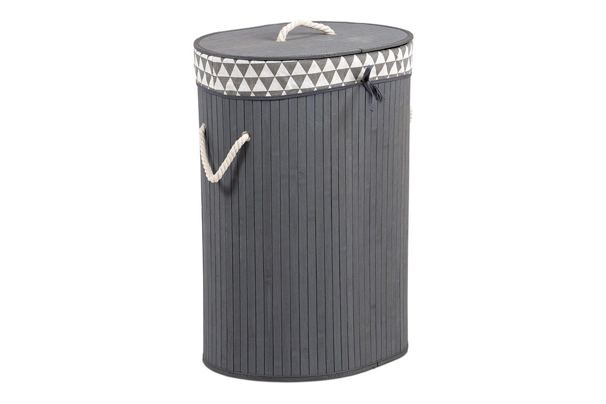 Kôš na prádlo z bambusu