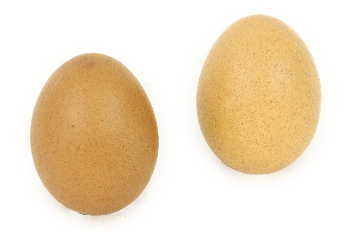 Vajíčko, keramická dekorace,mix dvou druhů, cena za 1 kus