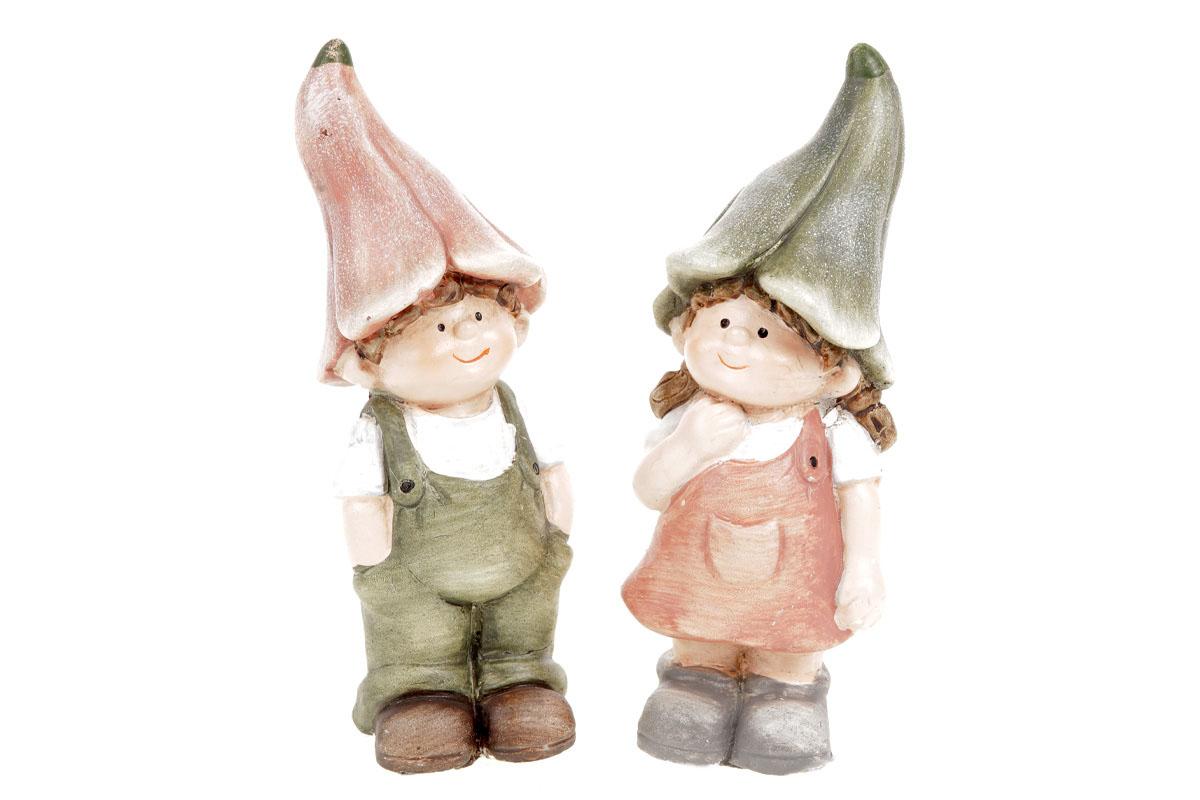 Zvonečkové děti z keramiky. Cena za 1ks.