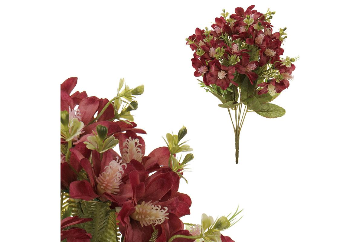 Puget magnolií, barva růžová.