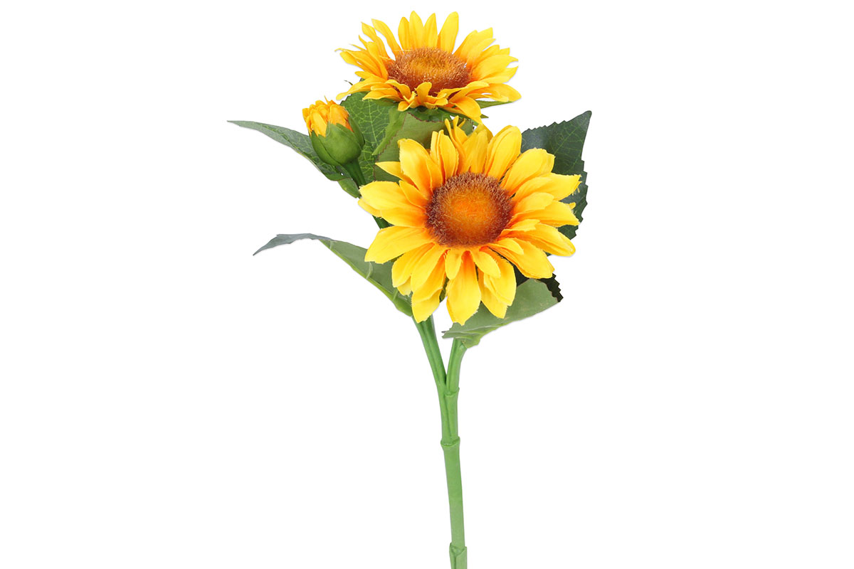 Umělá květina, slunečnice