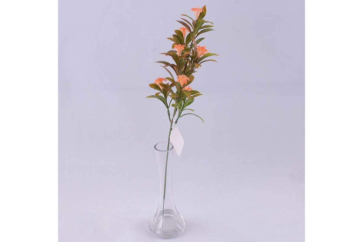 Umelý kvet, mix 3 farieb, cena za 1 kus