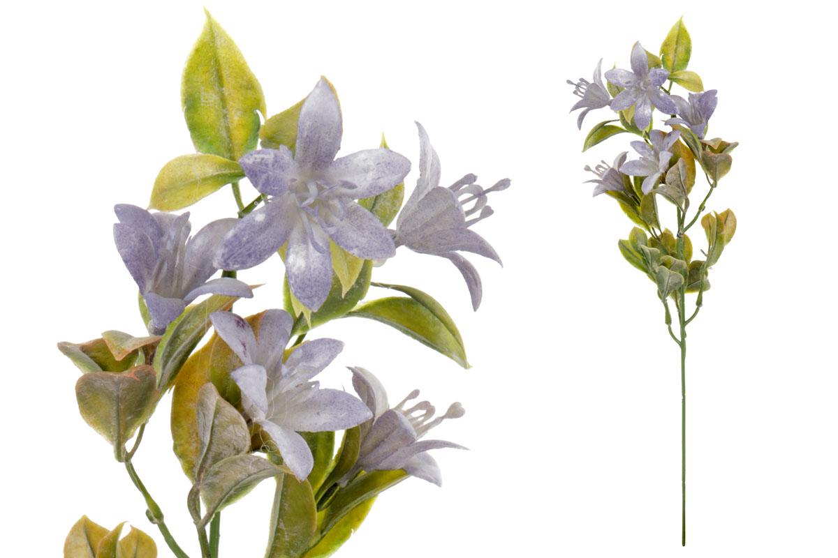 Umělá květina,  lilie,  barva lila
