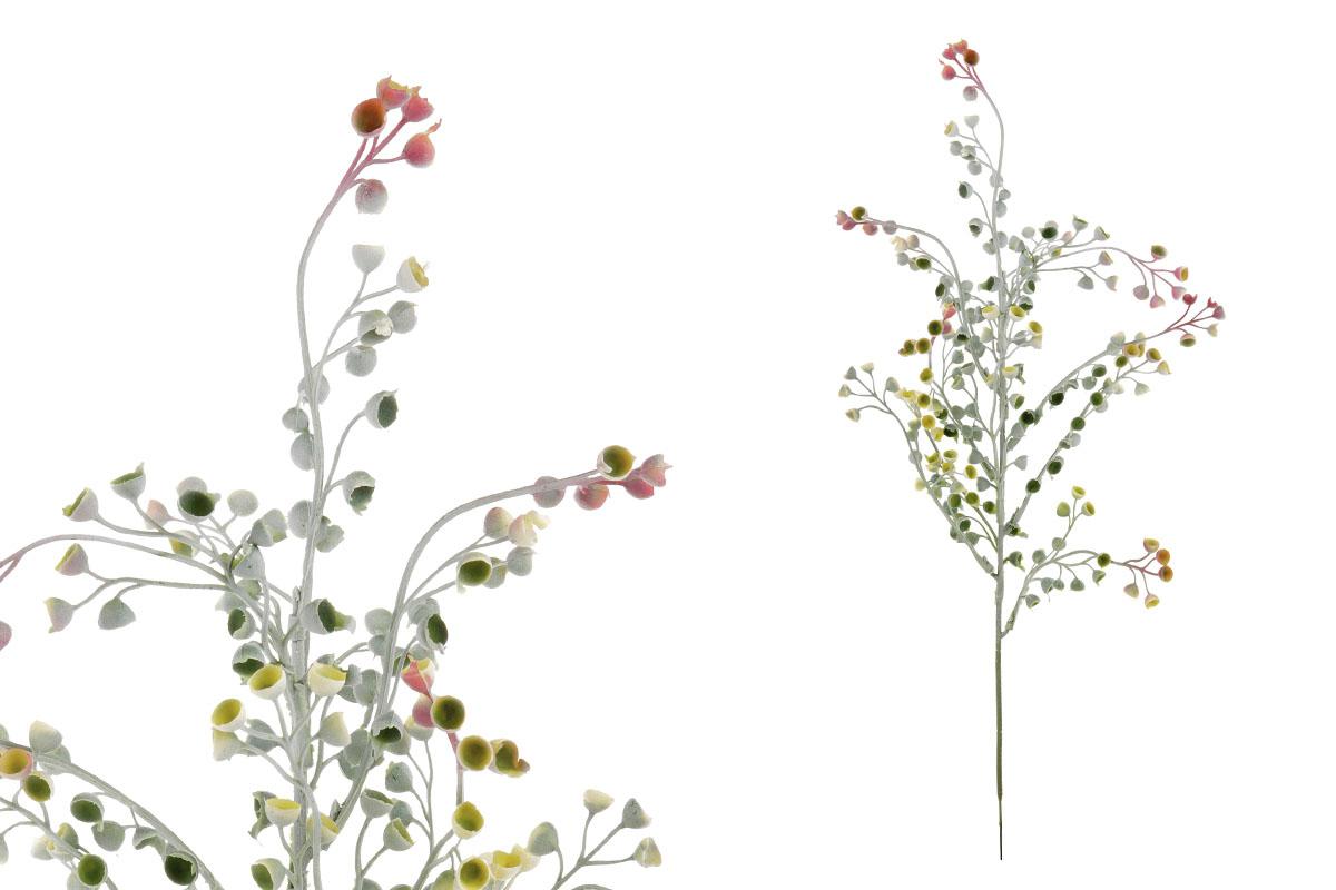 Umělá květina, barva lilo-růžová