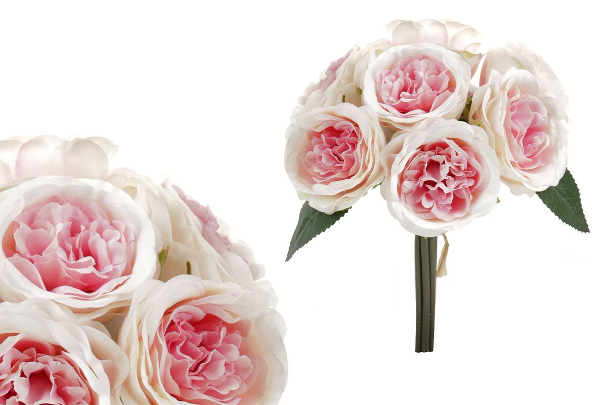 Puget růží, barva růžová.