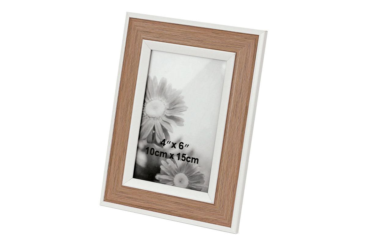 FOTORÁMIK PLASTOVÝ,  foto 10x15 cm
