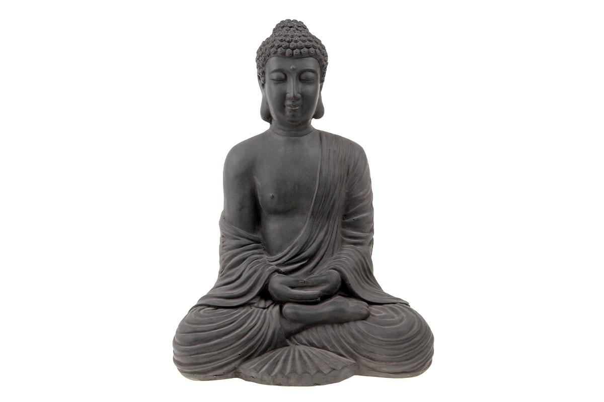 Budha, interiérová dekorace.