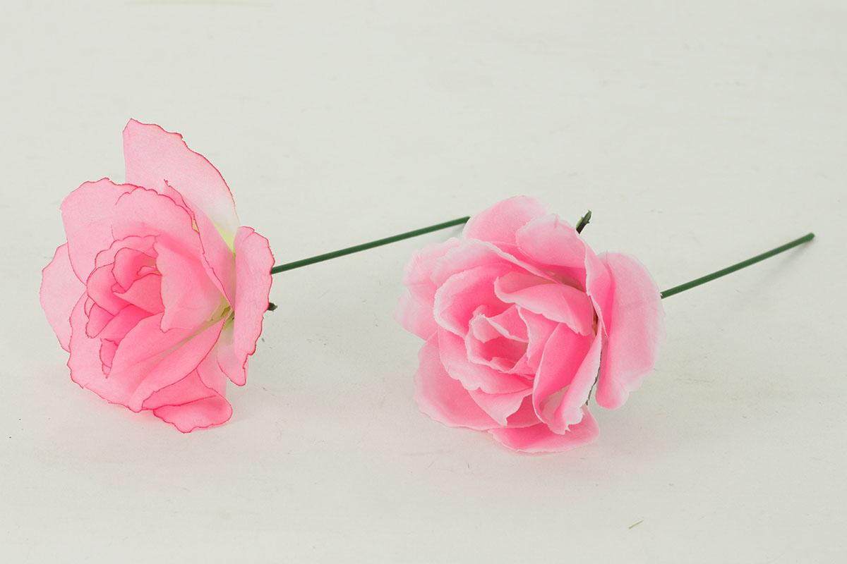 VENCOVKA RUŽIČKA, HLAVA 10cm, CENA ZA 24ks = 1 sáček