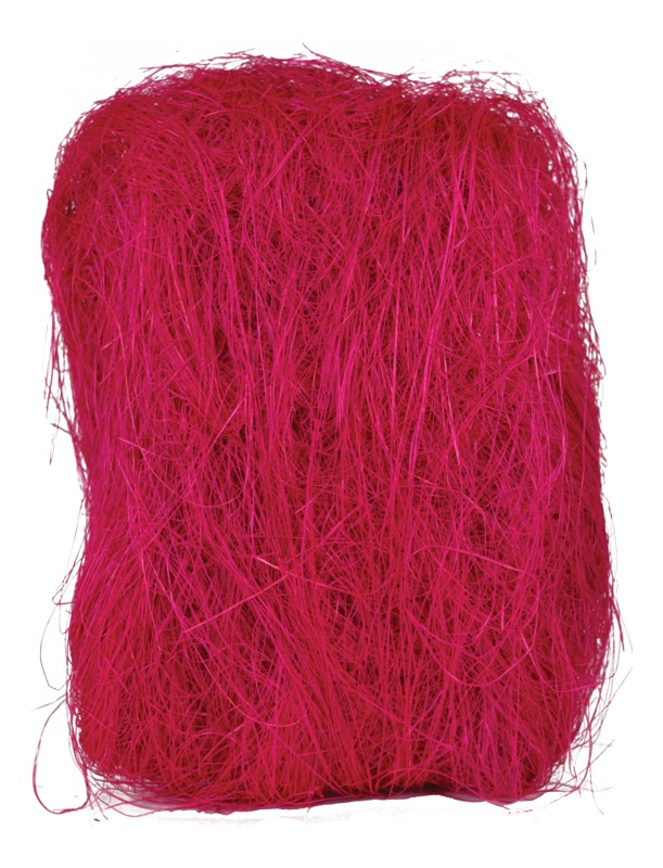 Sisalové vlákno 50gr, v polybagu