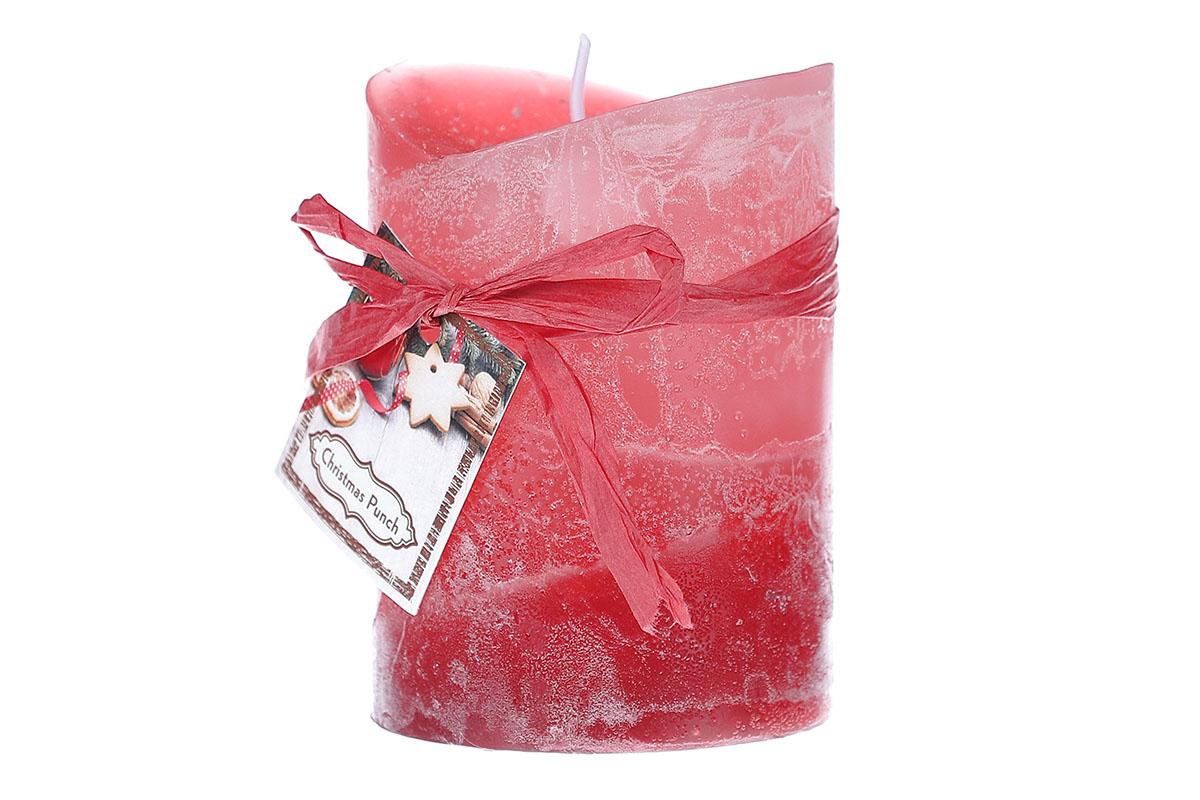Sviečka, 267g vosku, vôňa vianočný punč