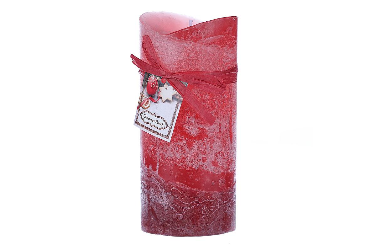 Sviečka , 448g vosku, vôňa vianočný punč