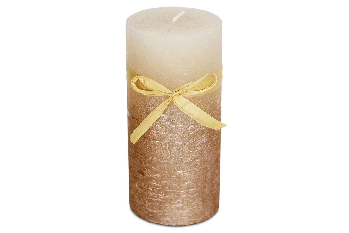 Sviečka, medeno-ľadový efekt, 426g vosku