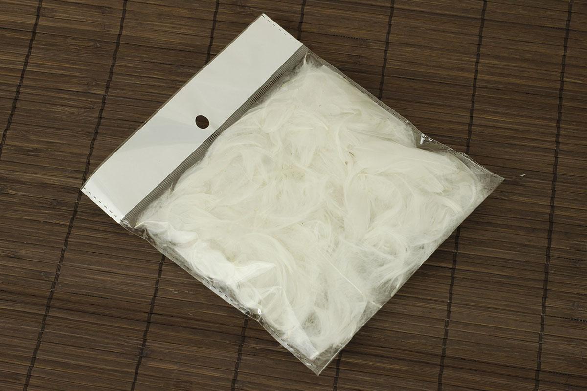 PERIE 5g, farba biela