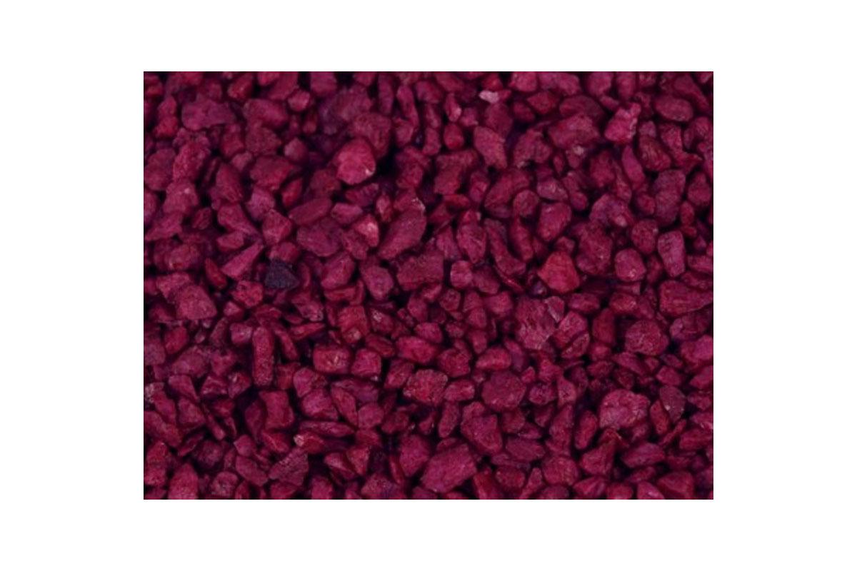 Dekoračný piesok, stredná veľkosť, ružová farba