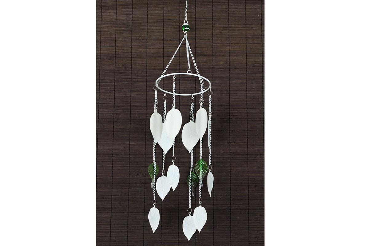 Zvonkohra, kovová dekorácia