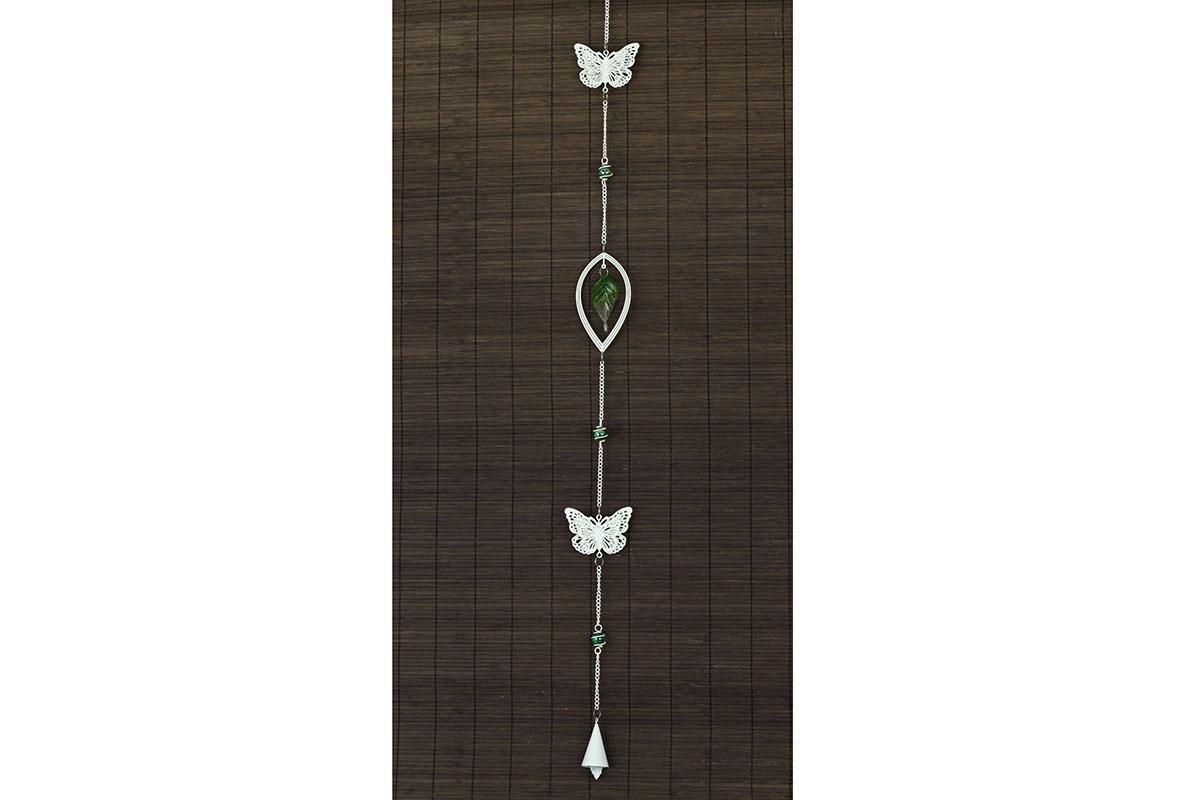 Zvonkohra, kovová dekorace