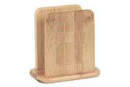 Stojan na papírové ubrousky, bambusový