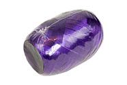 Stuha vázací-vajíčko 20m,  tm.fialová barva