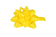 Rosetka samolepící malá, barva žlutá