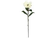 Magnolie. Květina umělá.