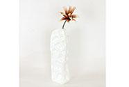 Magnolie terakotovo-béžová. Květina umělá pěnová.
