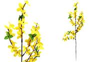 Zlatý déšť. Květina umělá.